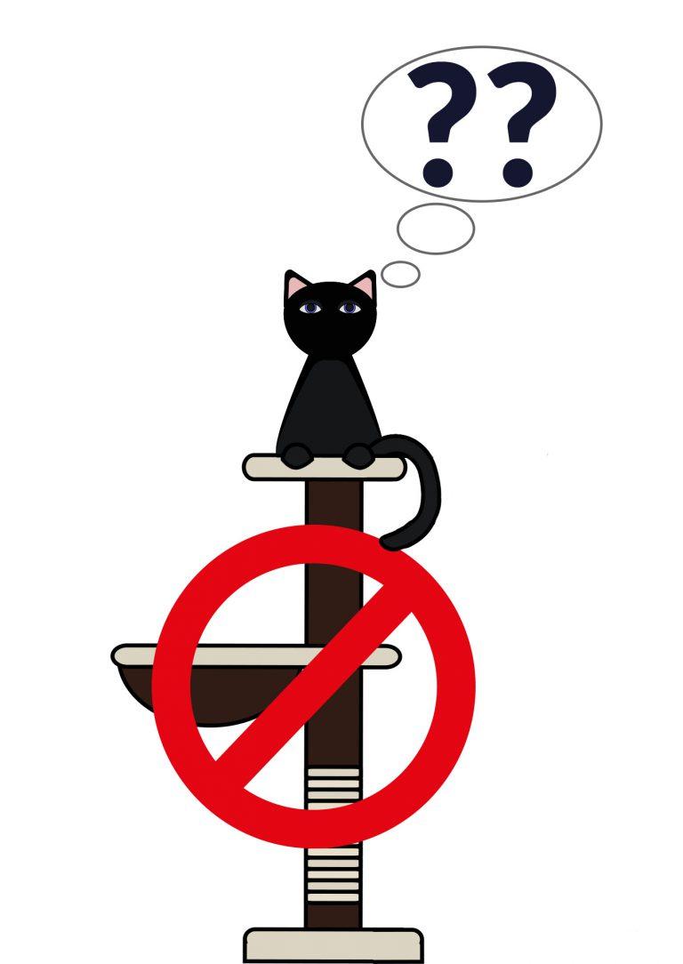 Katten krabpaal alternatief