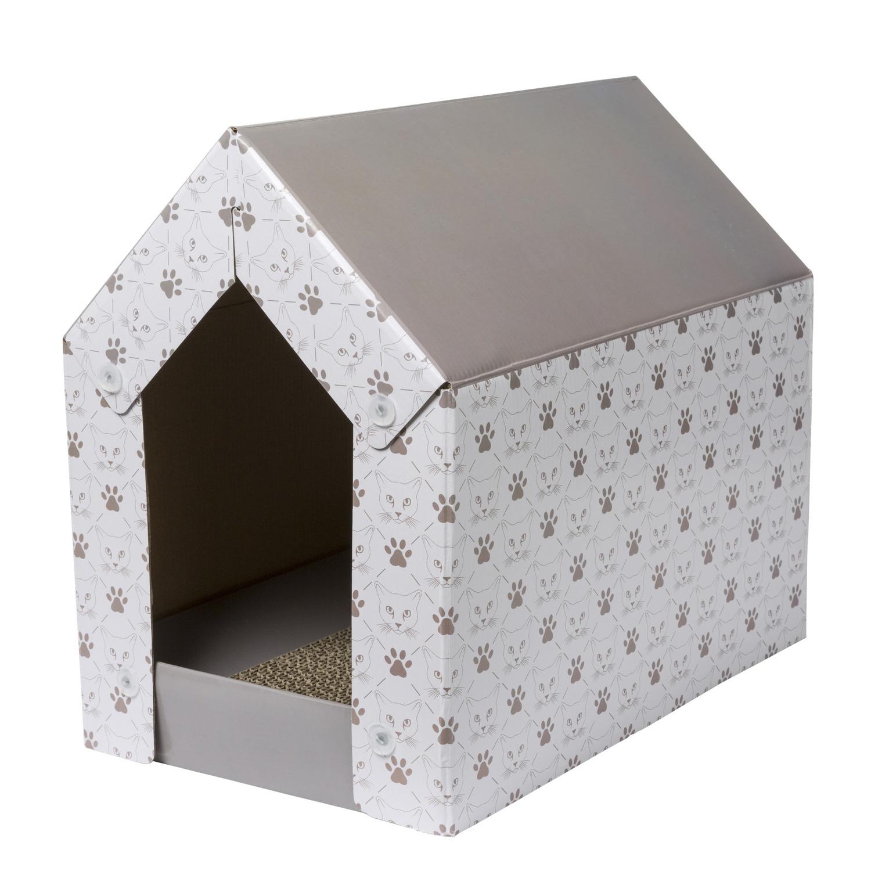 Adori-Kattenhuis-Met-Krab-Bed-Krabpaal-40x25x36-cm