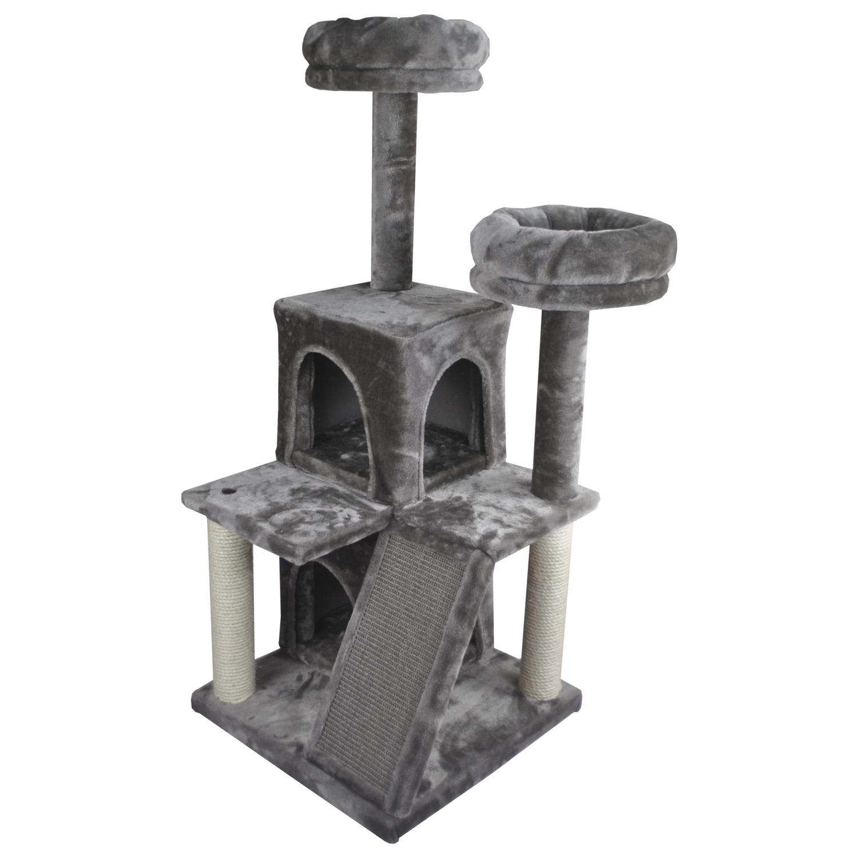Adori-Krabpaal-Bailey-Krabpaal-50x50x116-cm-Grijs