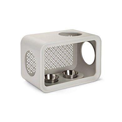 Beeztees-Cat-Cube-Dinner-Grijs