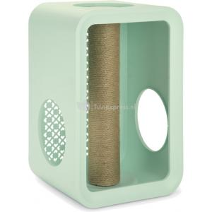 Cat-Cube-krabpaal-mint