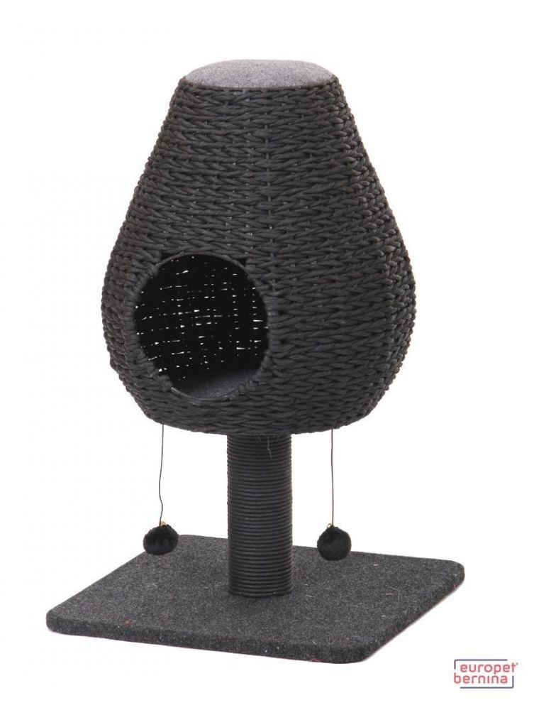 Ebi-Krabpaal-Elegance-Lissom-Zwart