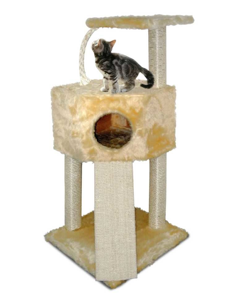 Krabpaal-Cat-Dream-Beige
