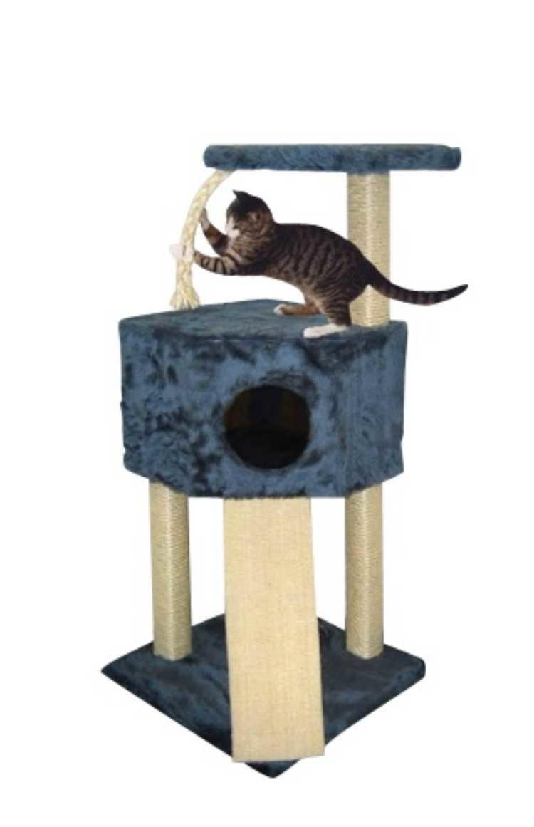 Krabpaal-Cat-Dream-Blauw