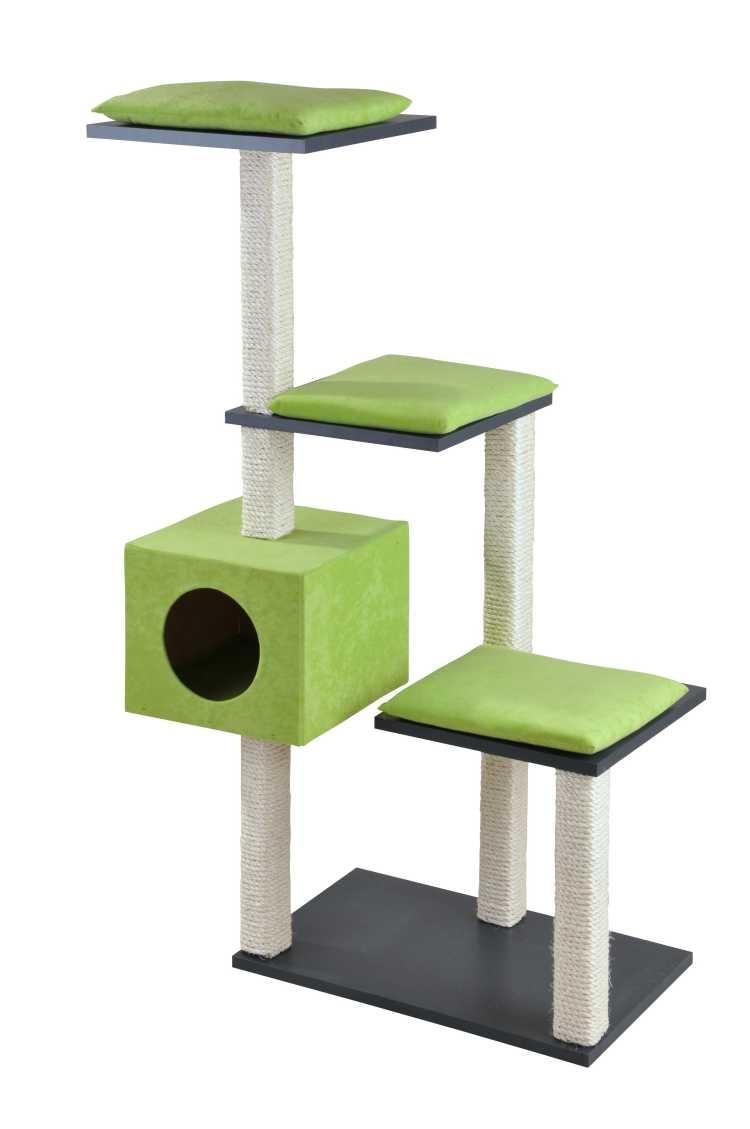Krabpaal-Cosy-Groen-XL