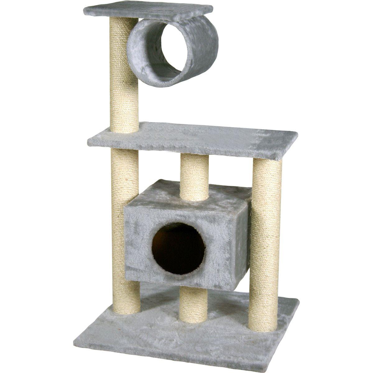Krabpaal-Teide-Grijs-60-x-57-x-103-cm-Flamingo-Grijs