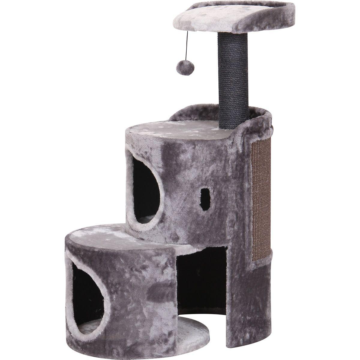 Krabpaal-Tonni-Grijs-43-x-60-x-94.5-cm-Grijs