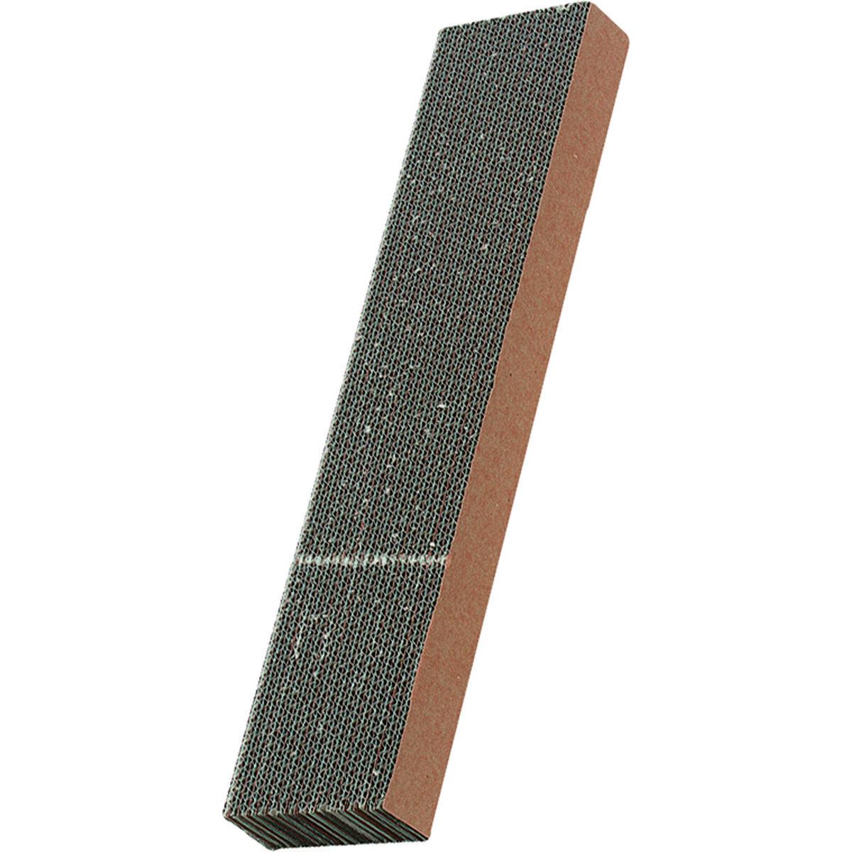Krabplank-Karton-50-x-12-x-4.5-cm-Flamingo-Bruin