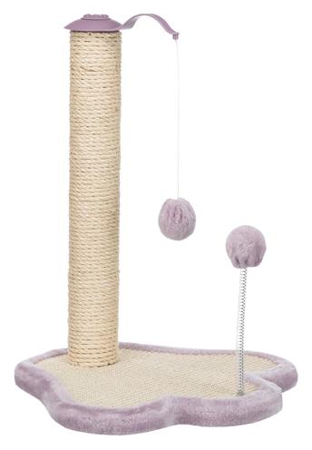 Trixie-junior-krabpaal-poot-lila-40X38X50-CM