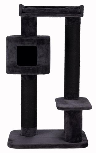 Trixie-krabpaal-izan-antraciet-70X50X122-CM
